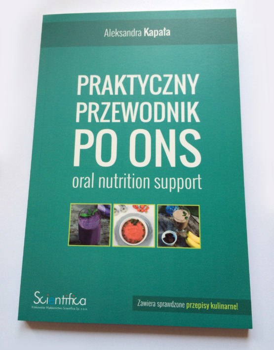 Praktyczny przewodnik po ONS oral nutrition support